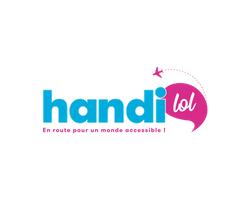Logo handilol ambassador